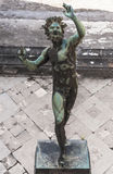 Fauno statue Royalty Free Stock Photography