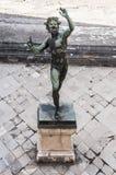 Fauno statue Stock Image