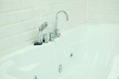 Fauset and shower Royalty Free Stock Images