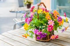 Fausse fleur Photographie stock libre de droits