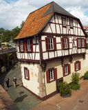 Faust House. Bad Kreuznach, Germany 2014 Royalty Free Stock Photos