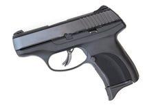 Faustfeuerwaffe, 9mm Pistole Lizenzfreie Stockbilder