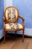 Fauteuil antique Photographie stock
