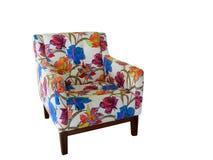 fauteuil avec lornement color photographie stock libre de droits - Fauteuil Colore