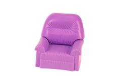 Fauteuil-sofa. Un jouet Image stock