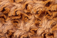 Faux Fur Background Stock Photo