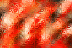 Faux Glass Background. Faux glass image that can be used for a background or wallpaper Royalty Free Stock Photography
