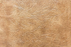 Faux Leather Background. Faux Leather Beige Background Texture Stock Photography