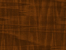 Faux Mid-Century Walnut Wood Grain Background Royalty Free Stock Photos