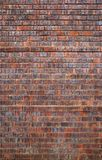 Faux used brick wall vertical Royalty Free Stock Photography