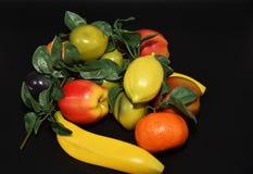 Fauxfrukter och grönsaker Fotografering för Bildbyråer