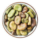 Fava bean Royalty Free Stock Photo