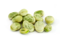 Fava beans Stock Image
