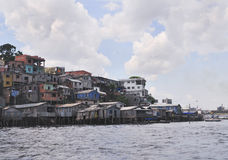 Favela Lizenzfreies Stockfoto