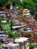 Favela Lizenzfreies Stockbild