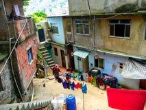 Favela Image libre de droits