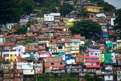 Favela imagem de stock