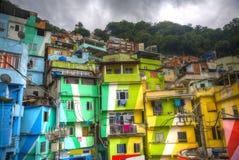 Favela 免版税库存图片