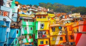 Favela Stock Foto's
