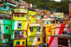 Favela foto de stock royalty free