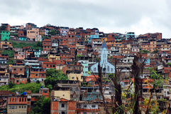 Favela Fotos de Stock Royalty Free