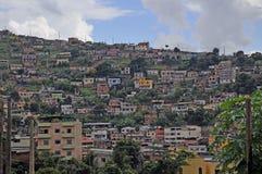 Favela Imagens de Stock
