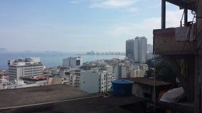 Favela Brasil de Rio De janeiro foto de stock royalty free