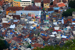 Favela Royalty Free Stock Image