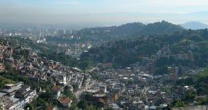 Favela in Rio de Janeiro, Brasil Royalty Free Stock Images