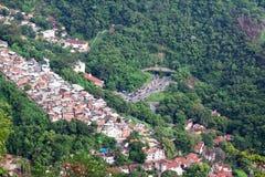 Favela in Rio de Janeiro Stock Images