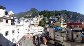 Favela Rocinha Photographie stock libre de droits