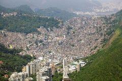 Favela Rocinha Stock Photography