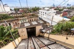 Favela, Salvador de Bahia lizenzfreies stockbild