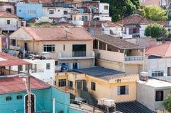 Favela in Sao Paulo Stock Image