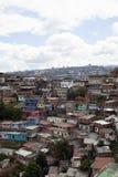 Favelas Fotografia Stock