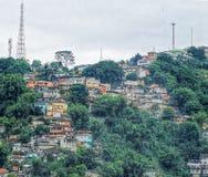 Favelas Stock Photo
