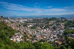 Favelas of Rio de Janeiro Stock Photo