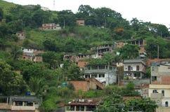 favella slumsy Fotografia Stock