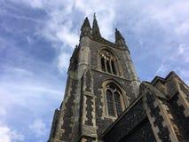 Faversham肯特英国 库存照片