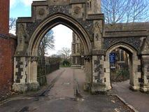 Faversham肯特英国 免版税库存照片