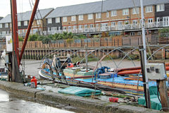 Faversham Creek Royalty Free Stock Image