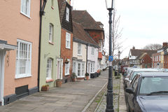 Faversham High Street Stock Images