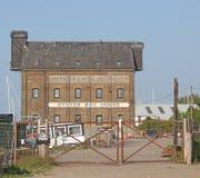 Faversham Oyster Fishery Stock Image