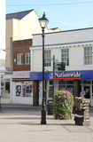 Faversham Shops Stock Photo
