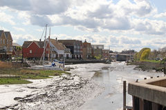 Faversham zatoczka Fotografia Stock