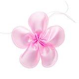 Faveur rose de confettis photographie stock