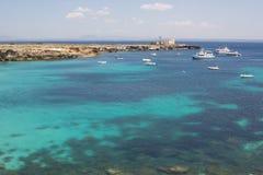 Favignana beach Stock Images