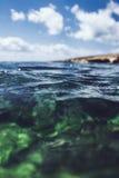 Favignana exterior subaquático Foto de Stock