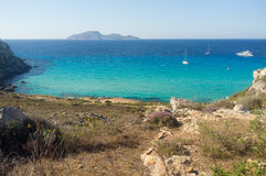 Favignana Island Stock Photos