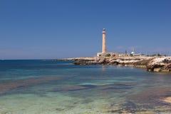 Favignana lighthouse Stock Photos